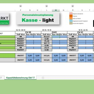 Kassenplanung light