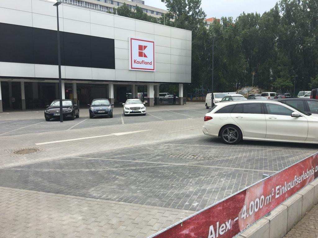 Das neuste Kaufland am Alex mit allen Bildern - Supermarkt Inside