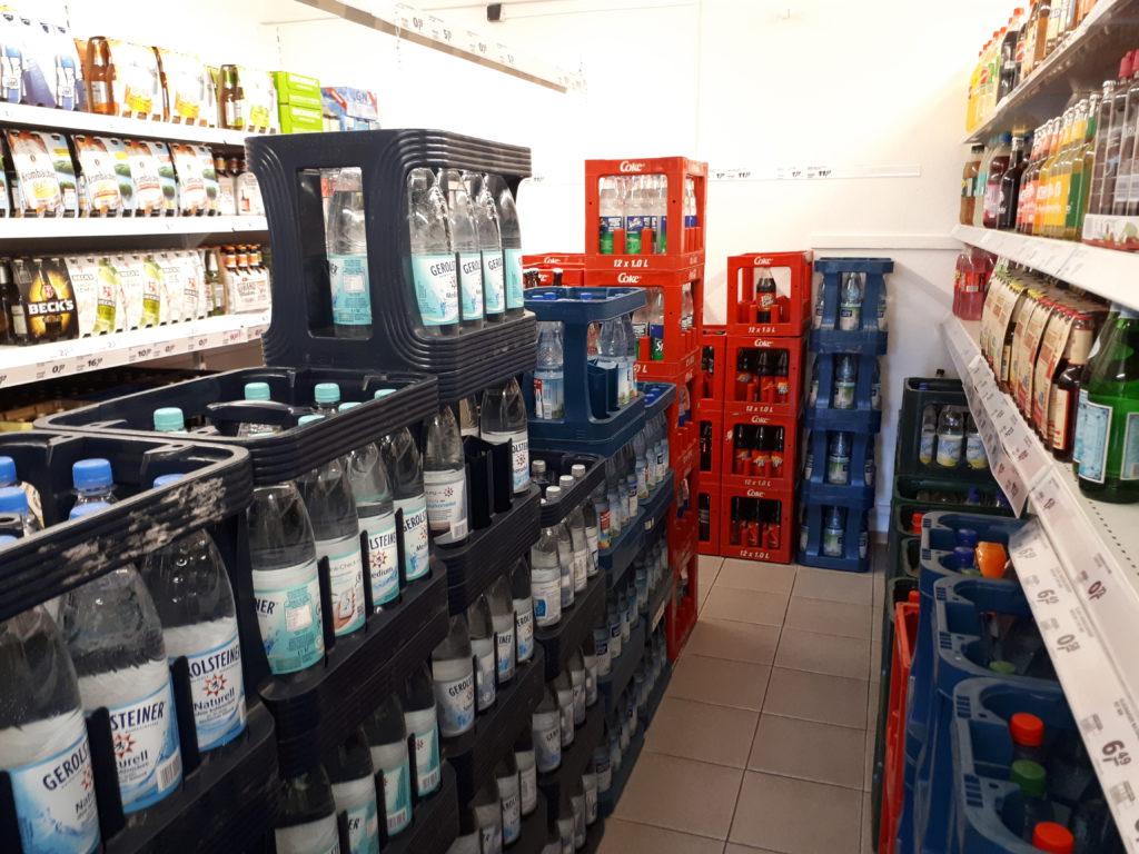 Supermarkt Inside on Tour im Urlaub - Supermarkt Inside