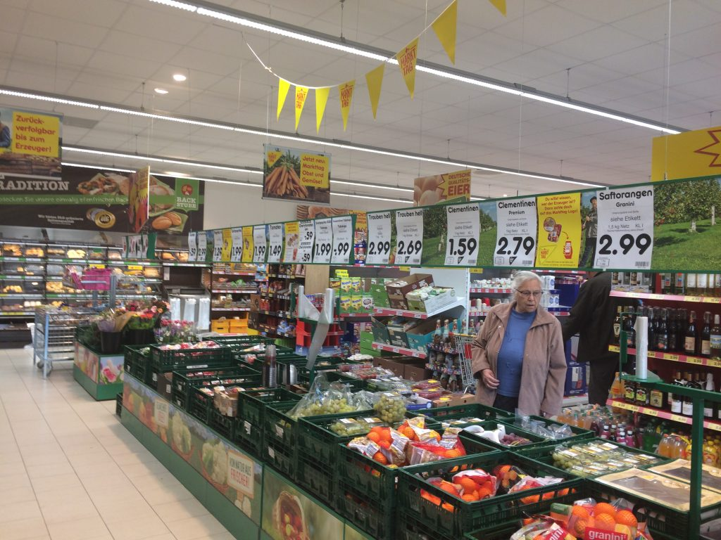 Netto Marken Discount greift weiter an...   Supermarkt Inside