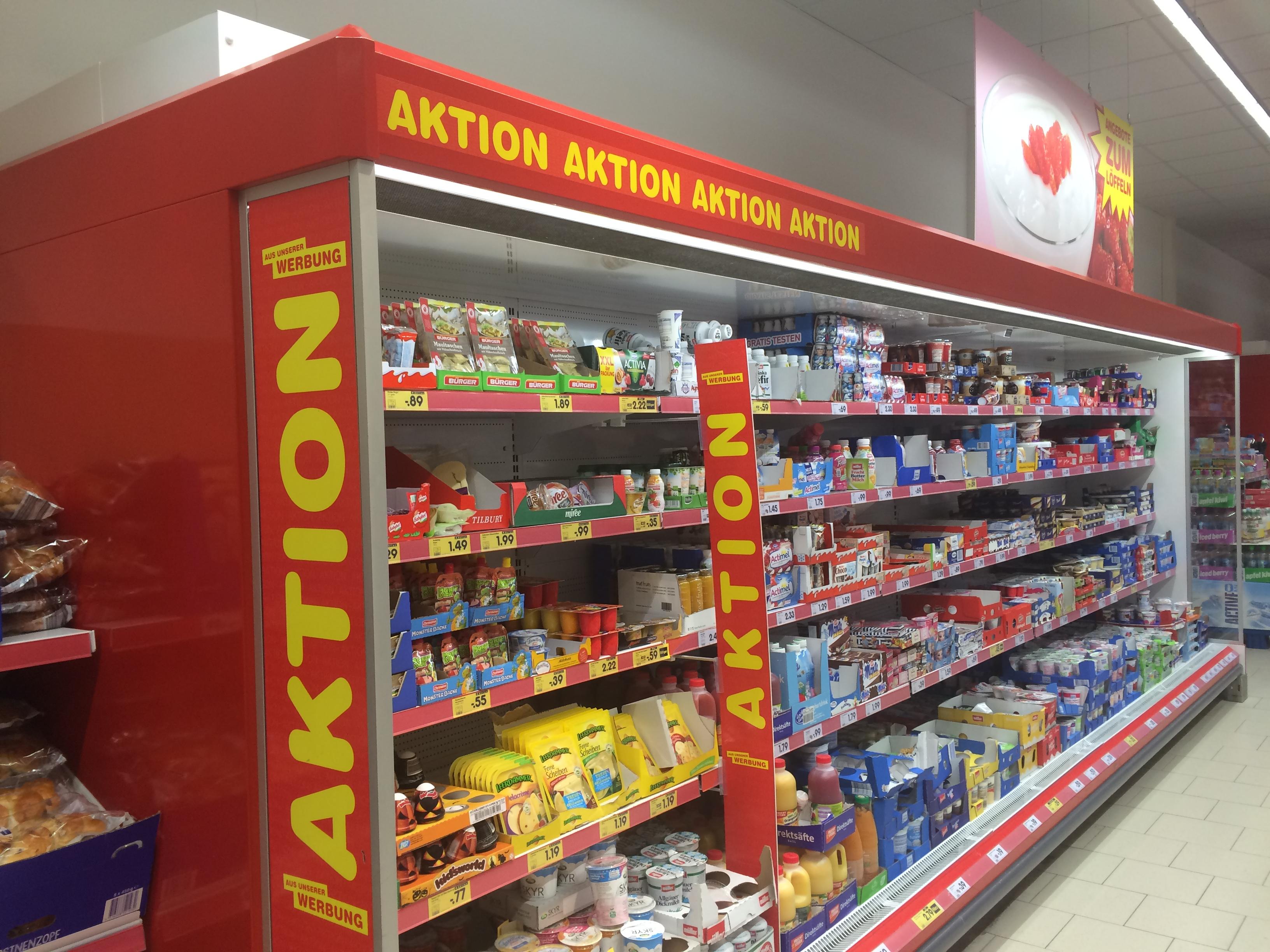 Store Check bei Netto, irgendwie ein kleines Kaufland - Supermarkt ...