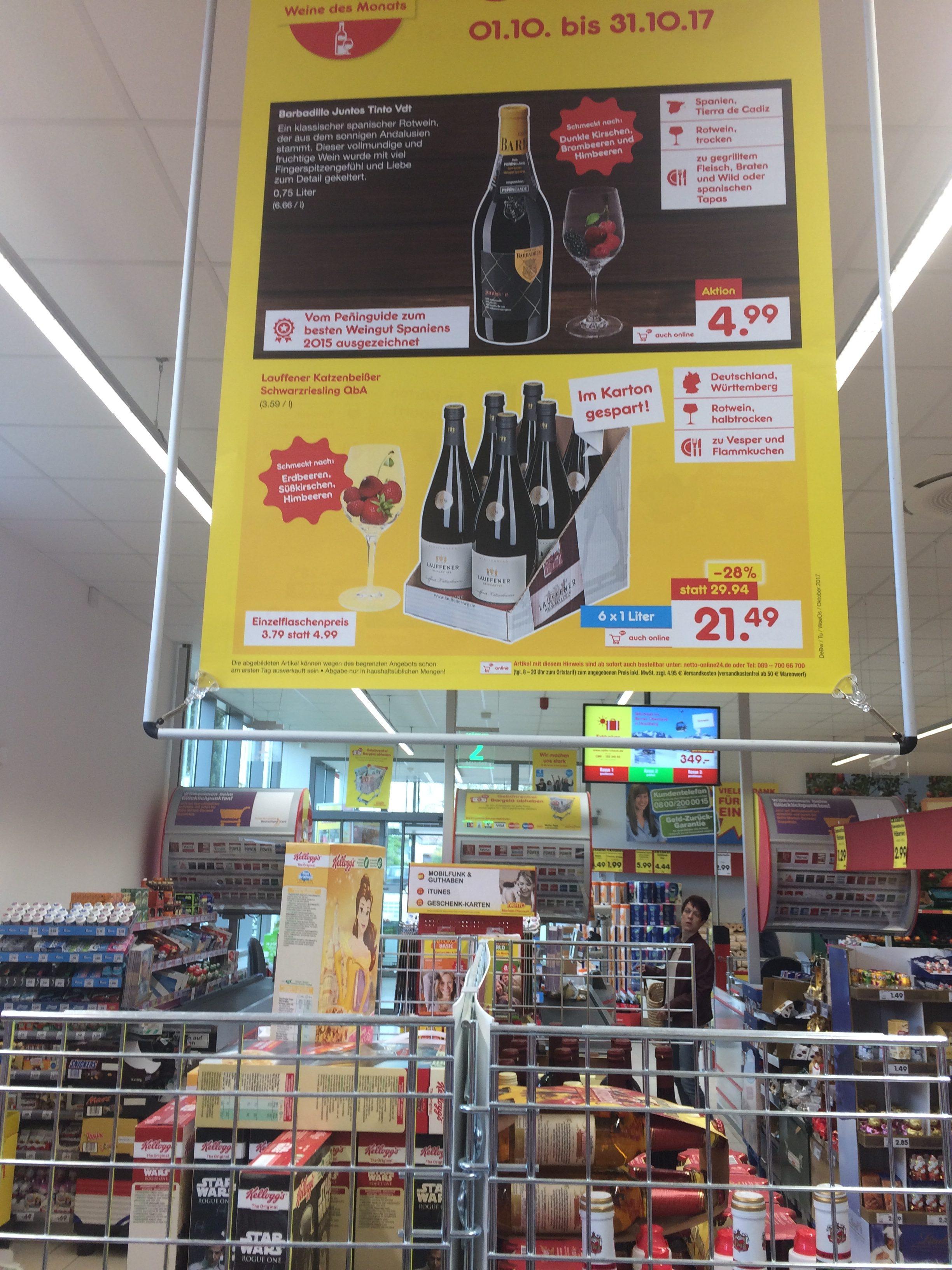 Spartage Bei Netto Wieder Ein Riesen Erfolg Supermarkt Inside