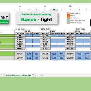 Kassenplanung light