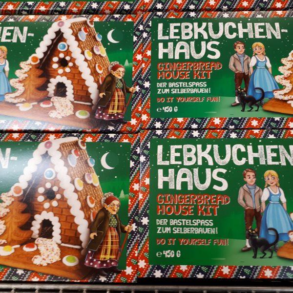 Lebkuchenhaus Archiv SMI