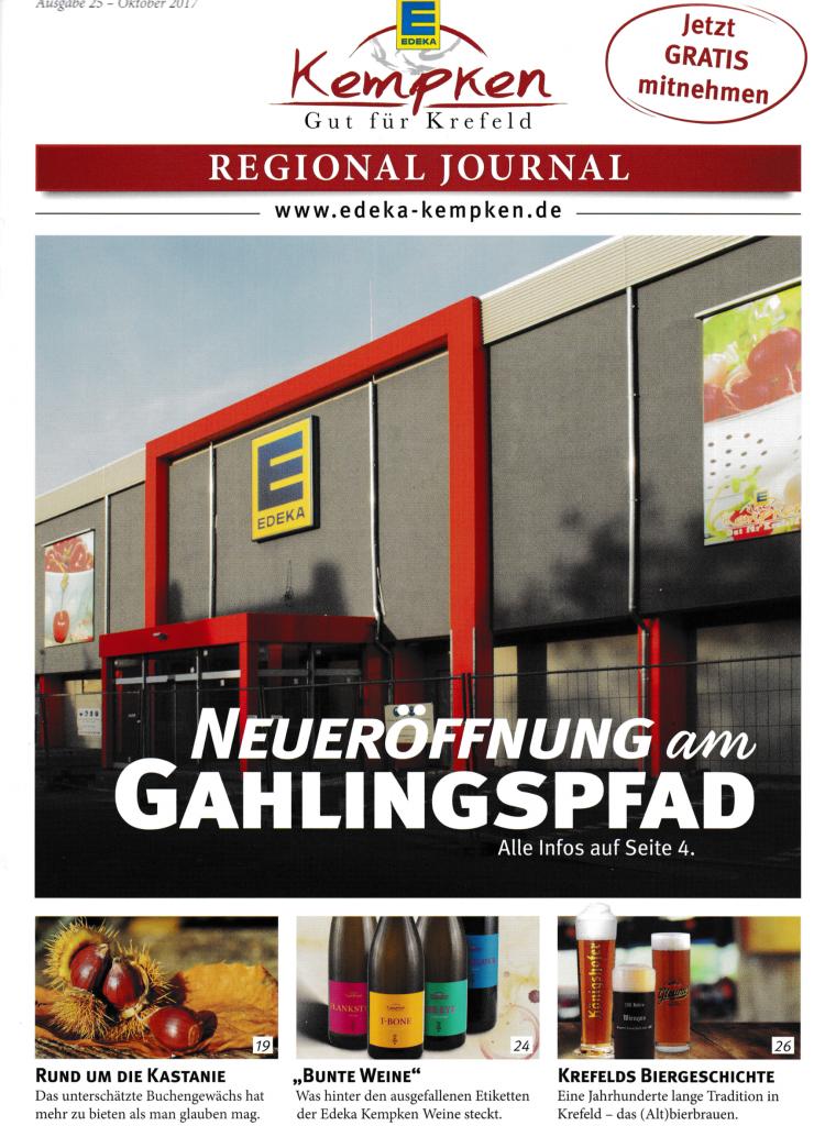 Verdopplung Der Umsätze Bei Der Edeka Rhein Ruhr Supermarkt Inside
