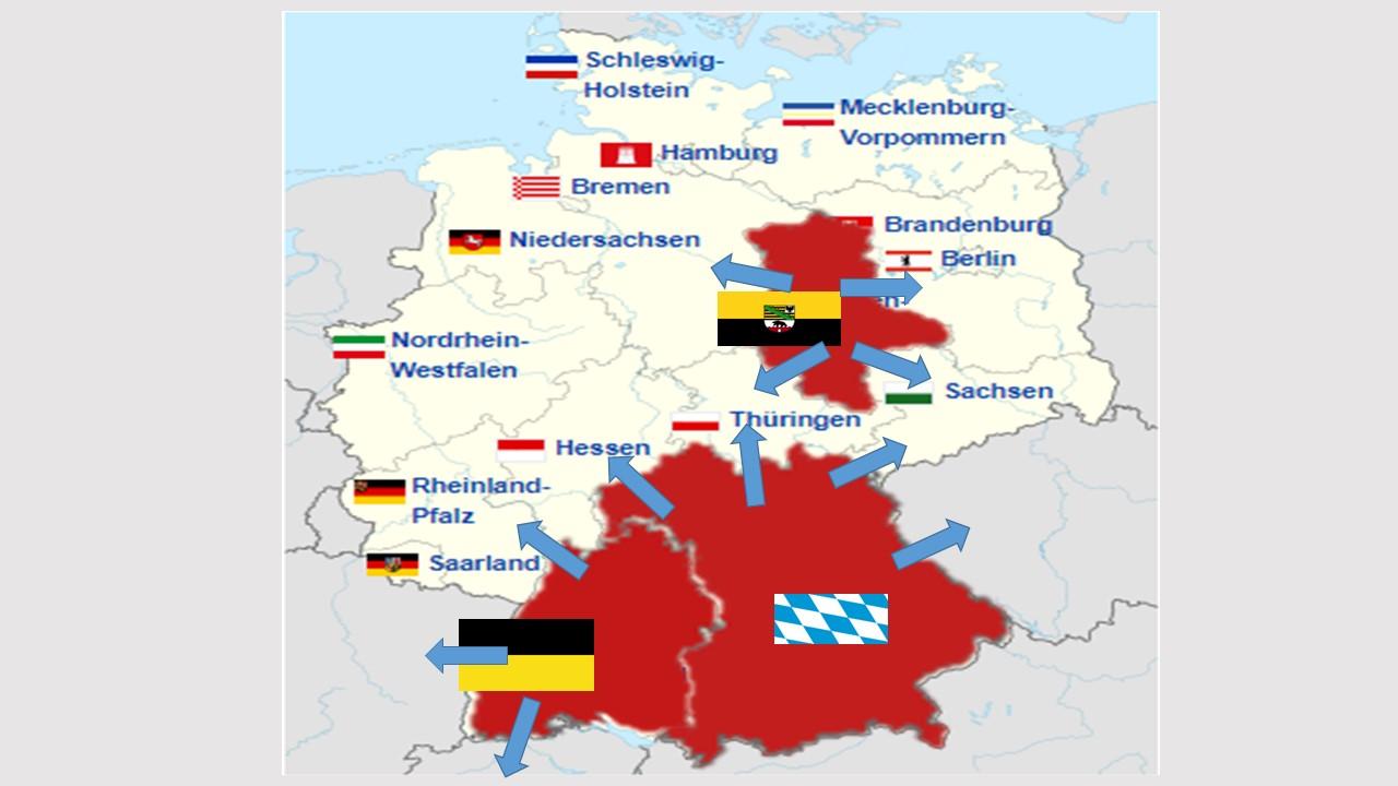 heilige drei könige bundesländer
