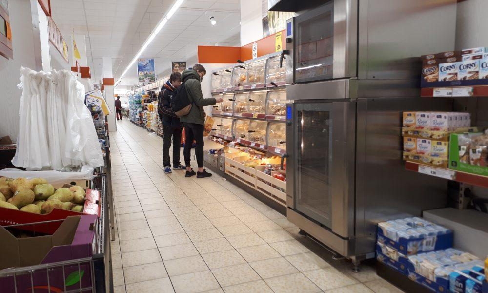 Alte Supermarkt Namen