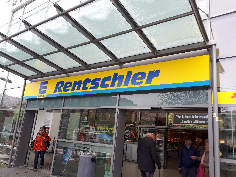 4eccb28e874b4 Aus der Gambrinus Brauerei wurde Edeka Rentschler - Supermarkt Inside